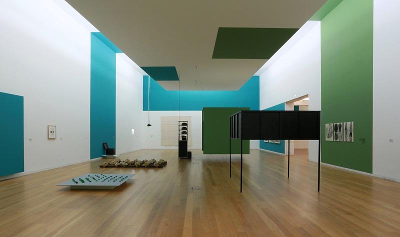 Exposição no Museu de Arte Contemporânea de Serralves no Porto