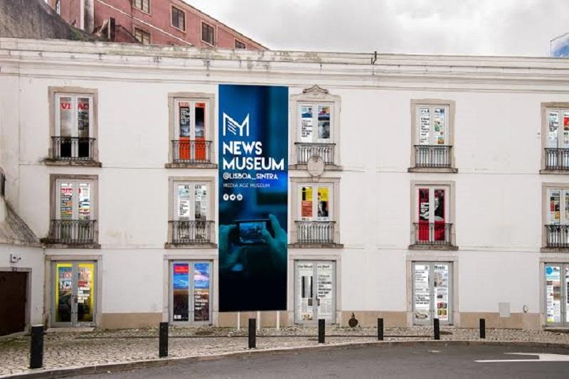 NewsMuseum em Sintra