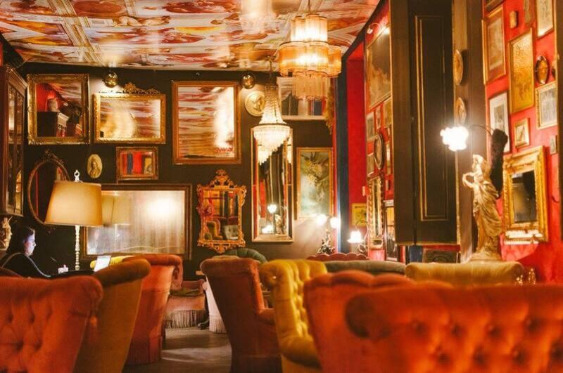 Bar Pensão do Amor em Lisboa
