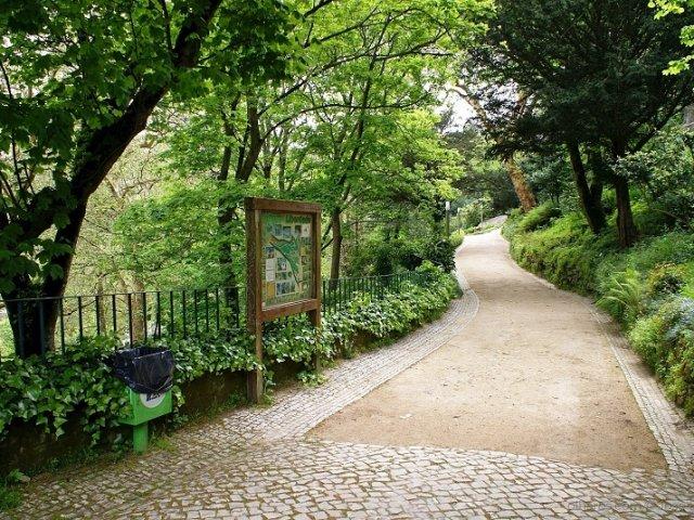 Parque da Liberdade em Sintra