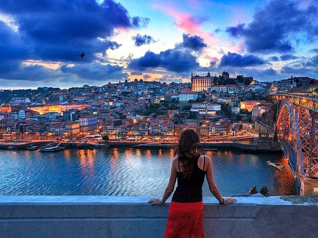 Como transferir dinheiro para o Porto
