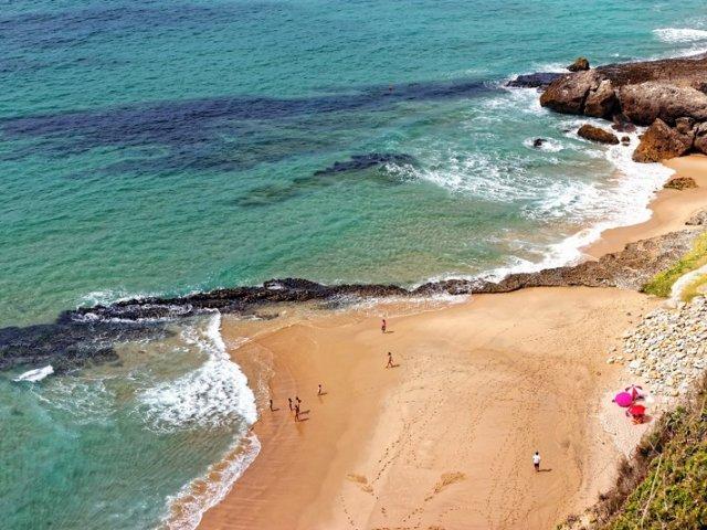 Praia da Aguda em Sintra