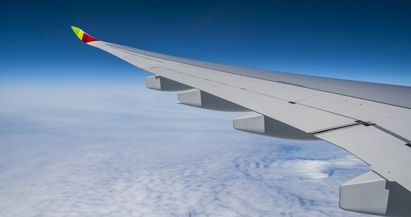 Avião da TAP para Portugal