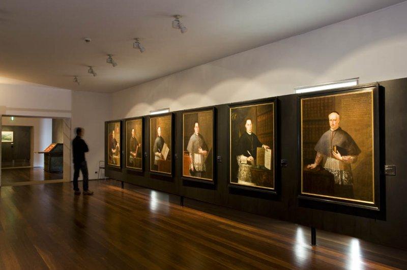 Artes expostas no Museu do Abade de Baçal em Bragança