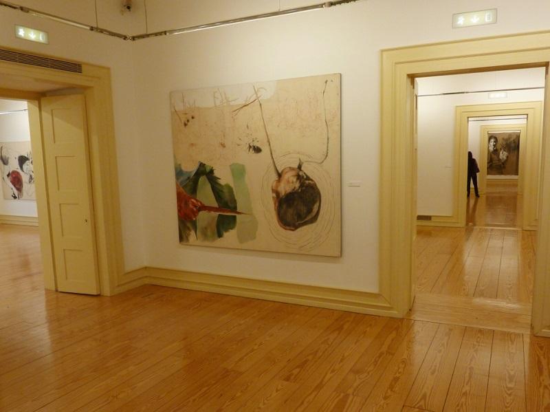 Arte exposta no Centro de Arte Contemporânea Graça Morais em Bragança