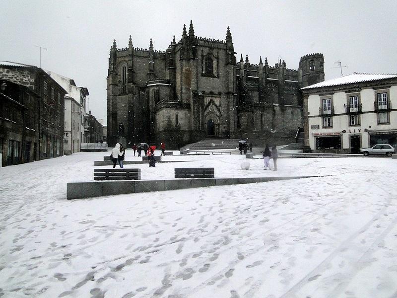 Inverno em Bragança
