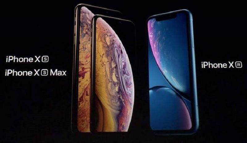 iPhone XS, XS Max e XR
