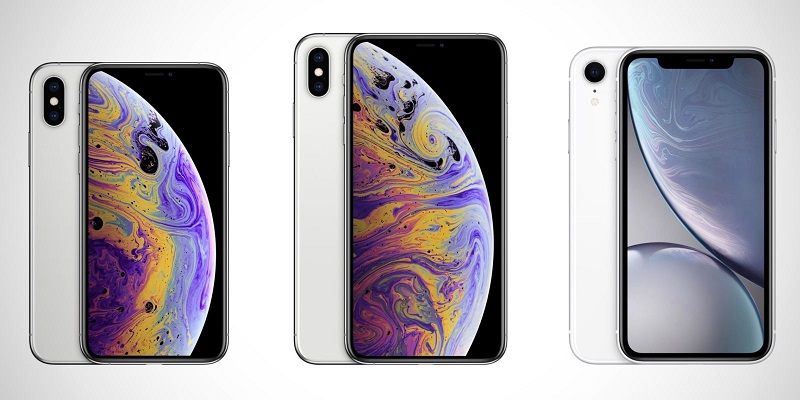 Modelos do iPhone XR