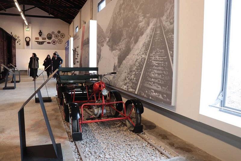 Museu Nacional Ferroviário de Bragança