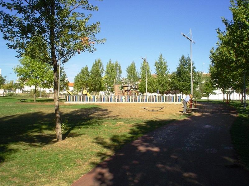 Parque da Quinta Braguinha em Bragança