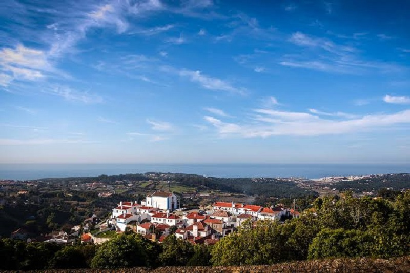 Vista da cidade de Penedo