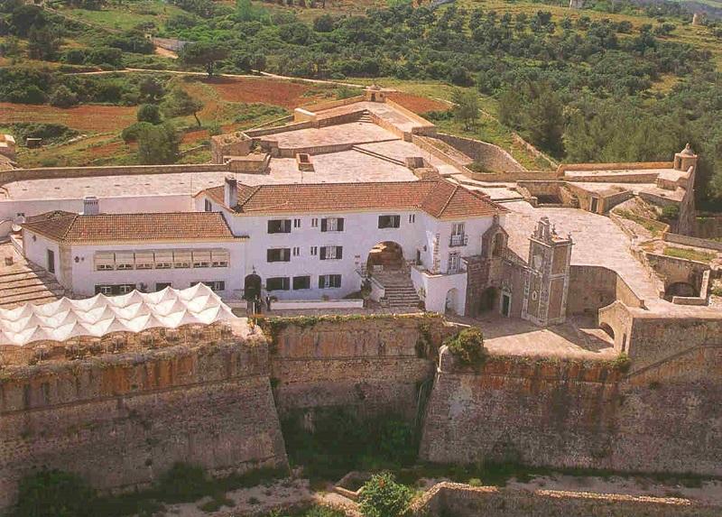 Castelo de São Filipe em Setúbal