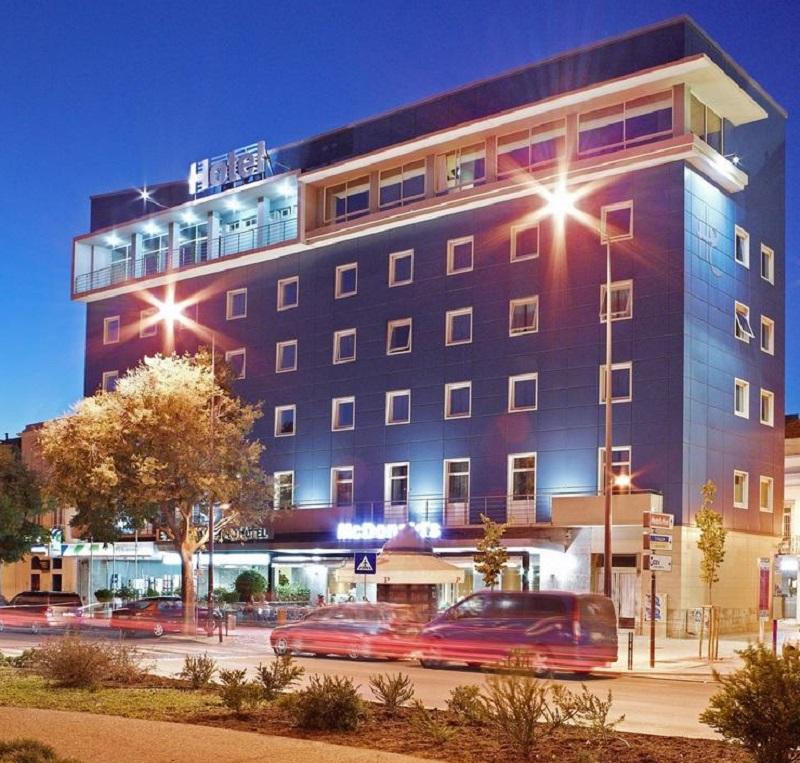 Luna Esperanca Centro Hotel em Setúbal