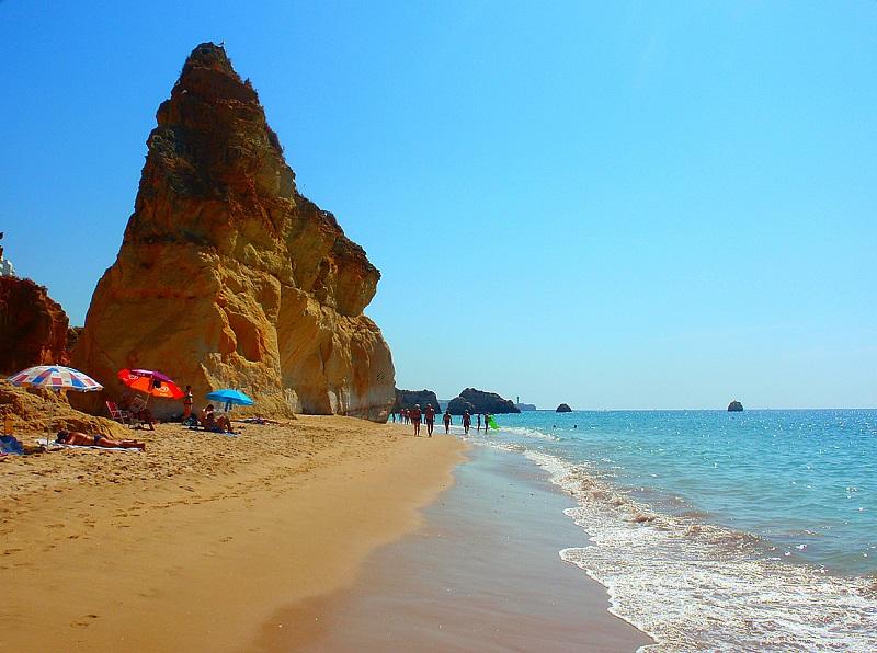 Melhores praias de Portimão