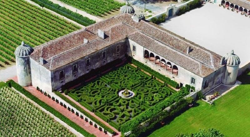 Bacalhôa Vinhos de Portugal em Setúbal