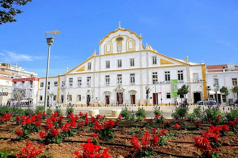 Convento do Colégio de Jesuítas em Portimão