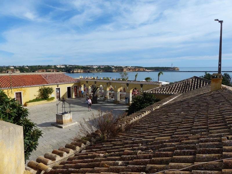 Forte de Santa Catarina em Portimão