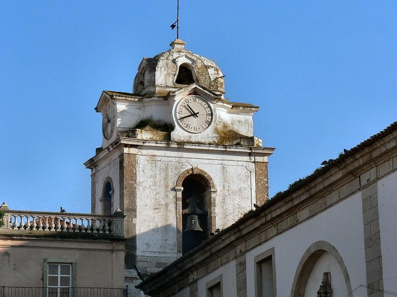 Torre da Igreja de São Julião de Setúbal