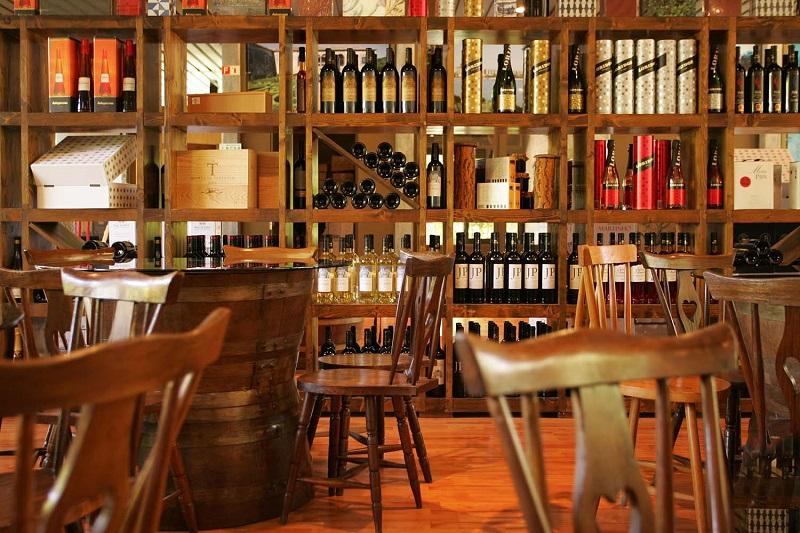 Vinhos da Bacalhoa, em Lisboa