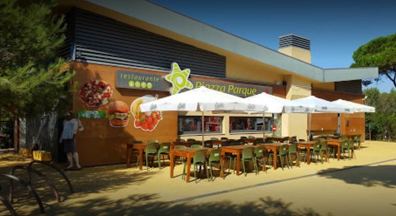 Restaurante Piazza Parque em Setúbal