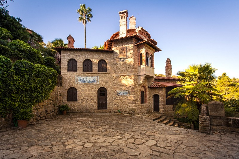 Vila Sassetti em Sintra