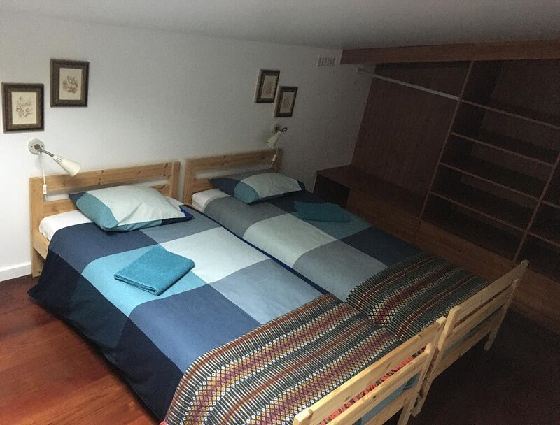Quarto do Hostel BERGUI Guesthouse em Guimarães