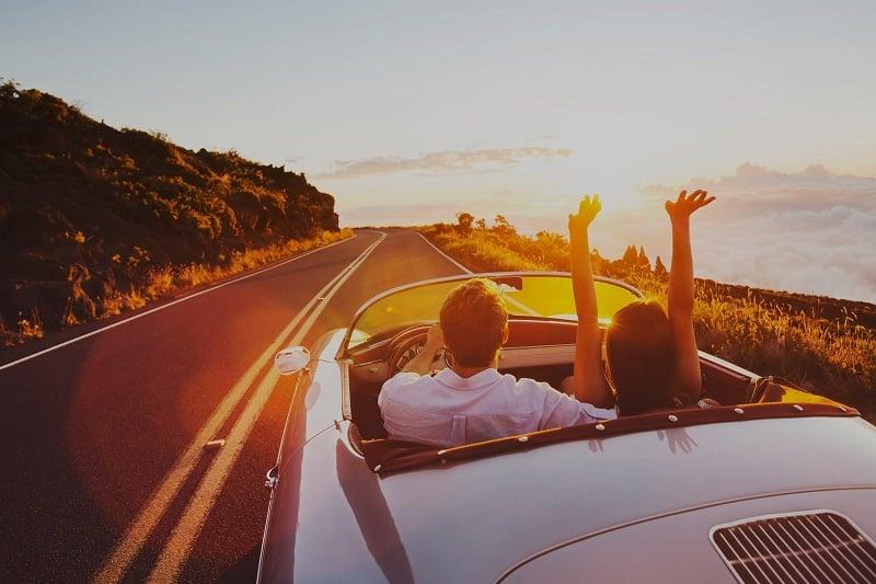 Viagem pelo Algarve de carro