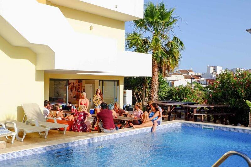 Melhores hostels em Algarve