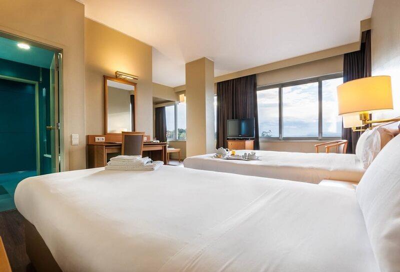 Melhores hotéis em Guimarães