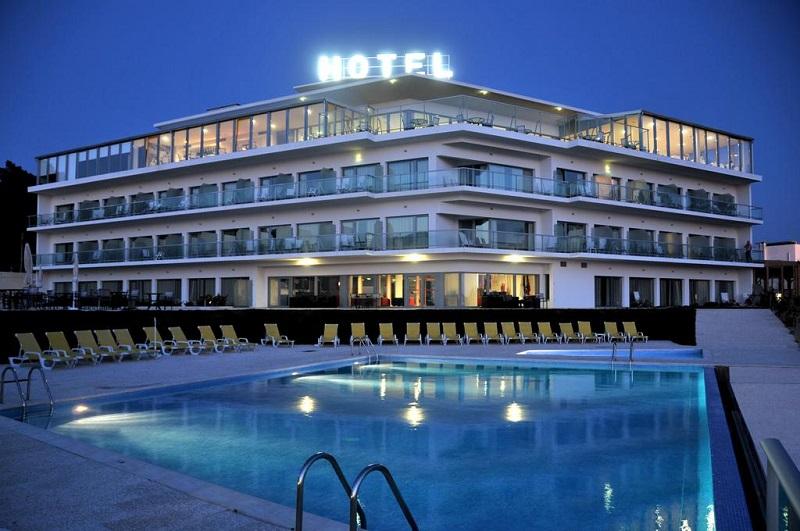 Hotéis de luxo em Nazaré