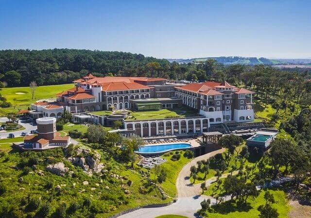 Hotéis de luxo em Sintra