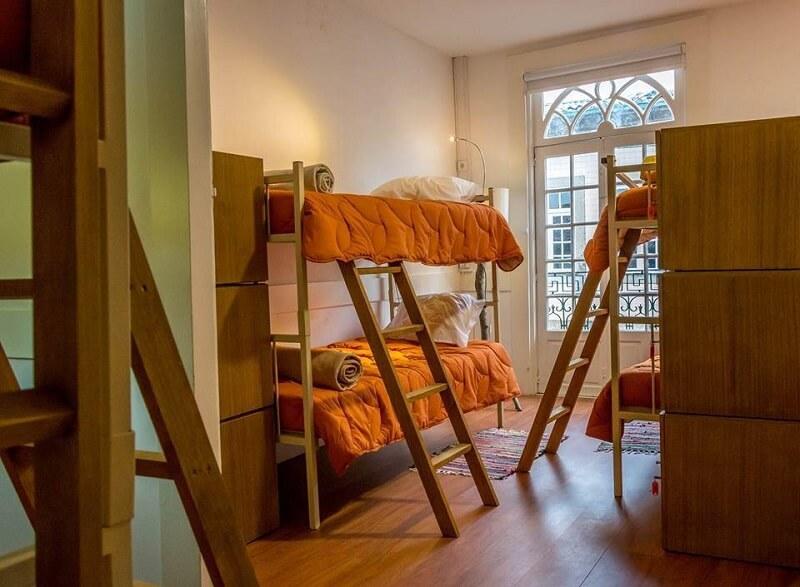 Quarto do inBraga Hostel
