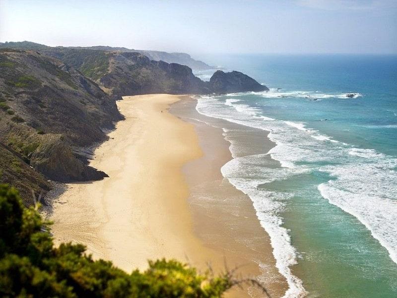 Praia Vale dos Homens - Algarve
