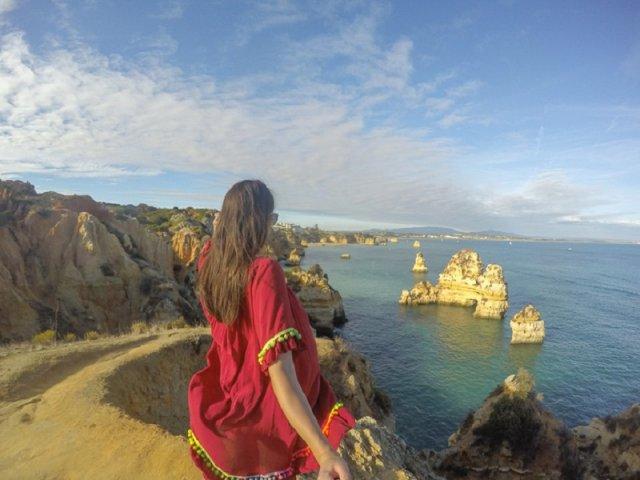 Praias para jovens no Algarve