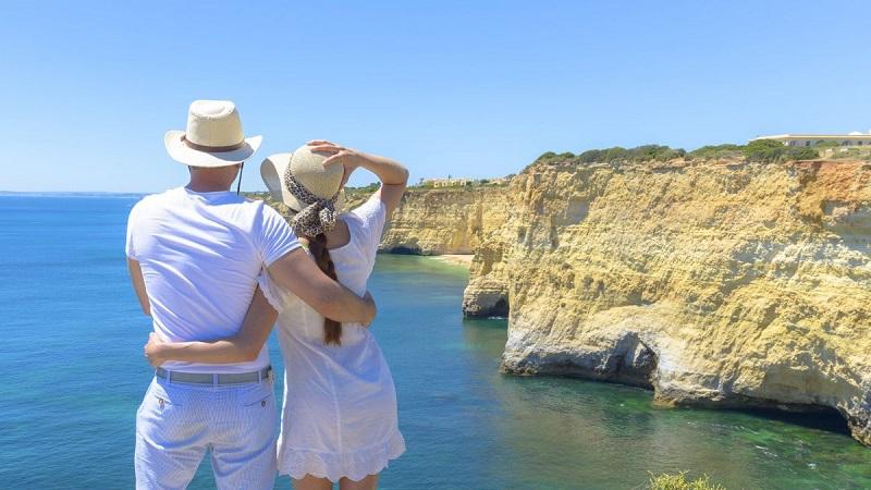 Casal no Algarve