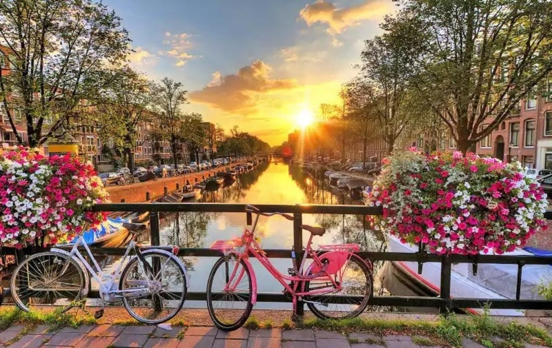 Amsterdã - Pacote Hurb