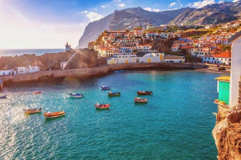 Litoral da Ilha da Madeira