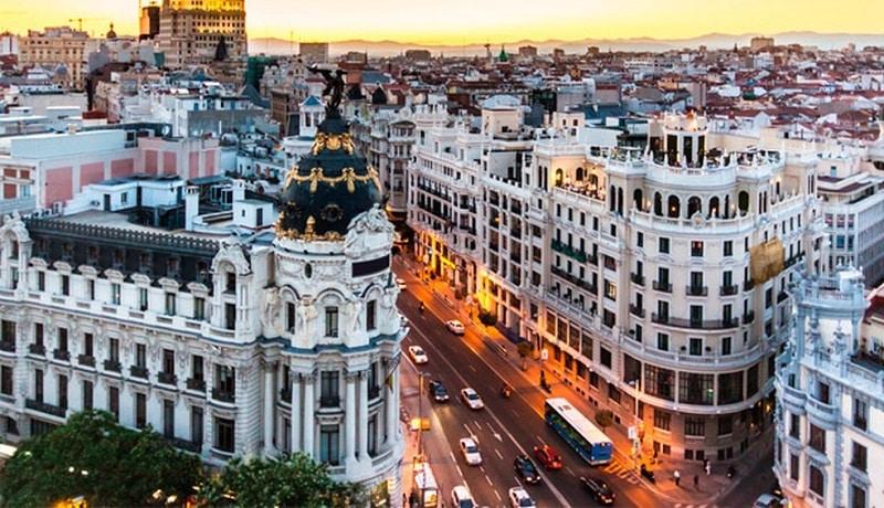 Cidade de Madri, Espanha