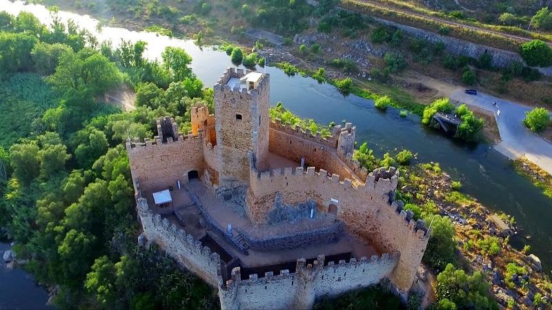 Passeio pelos Castelos Templários em Portugal
