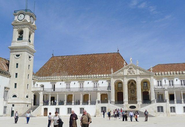 O que fazer de graça em Coimbra