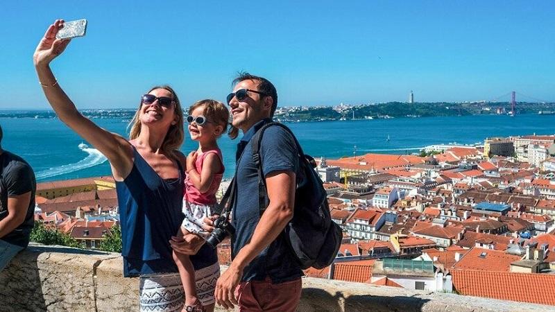 Família em Lisboa