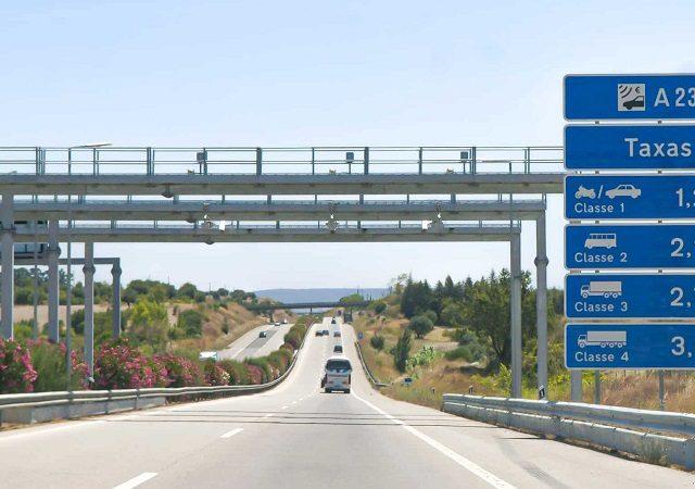 Como funcionam os pedágios em Portugal?