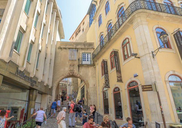 Bate-volta de Lisboa para Coimbra