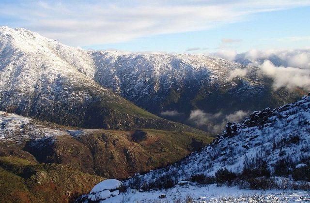 Meses de alta e baixa temporada na Serra da Estrela